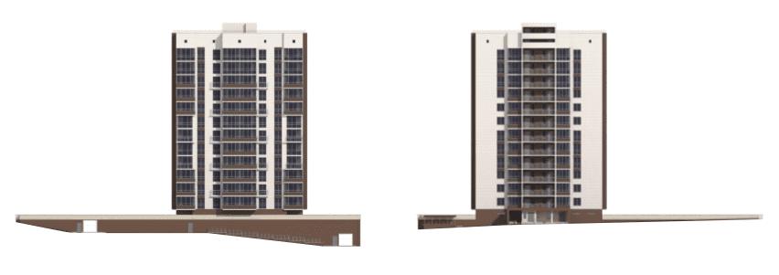 Проектирование многоэтажных многоквартирных домов