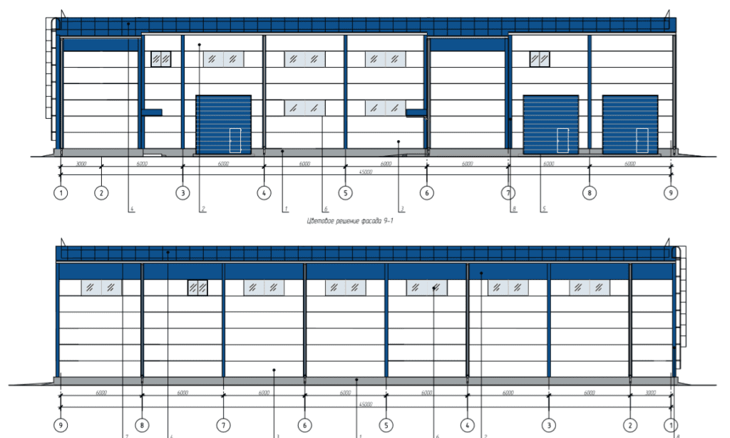 Проектирование цехов предприятий